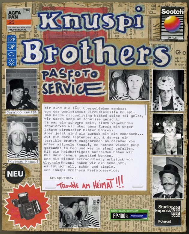 The Knuspi Brothers