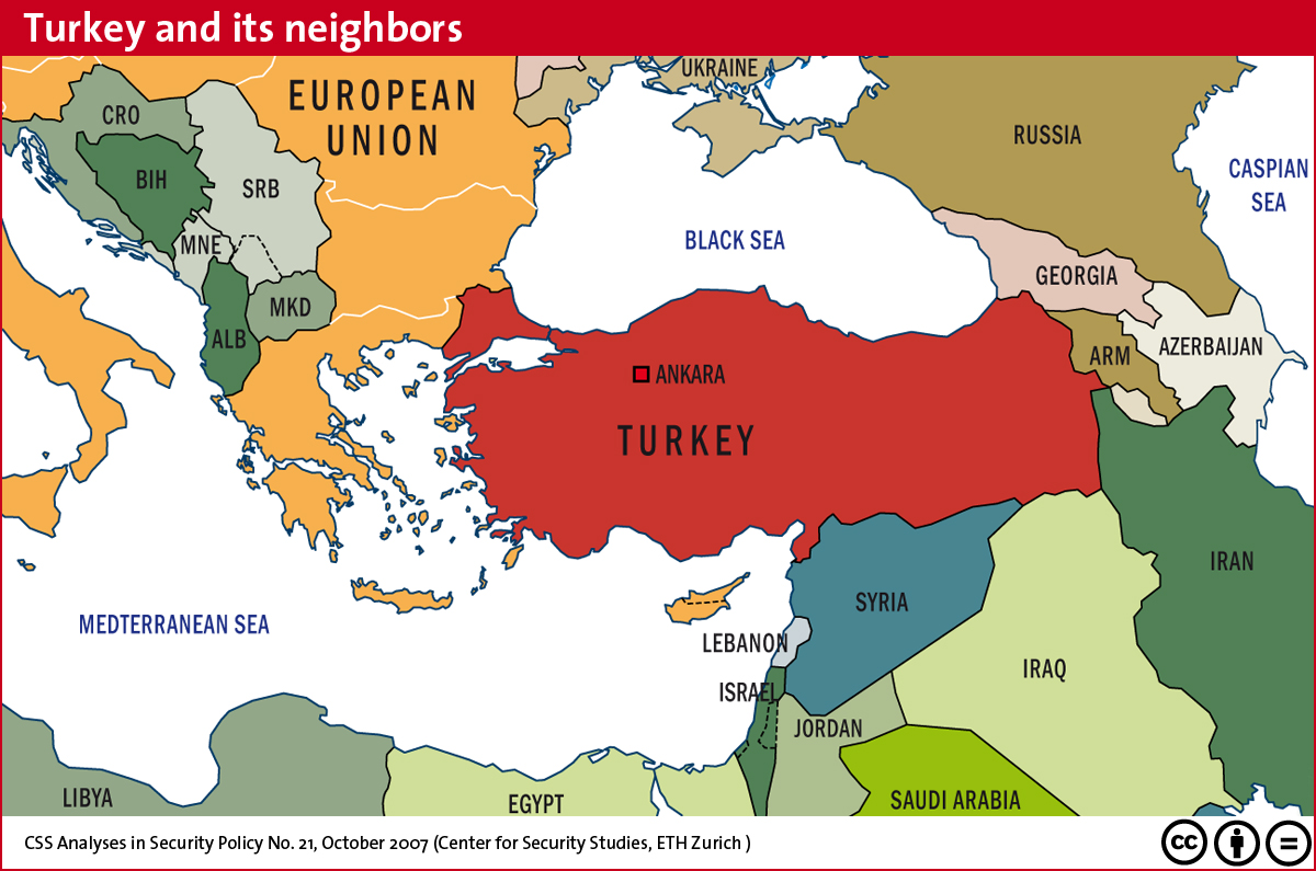 the problems facing turkey and the european union At the same time, the european union faced its own challenges with the 2016  british referendum to leave the eu these two countries – turkey.