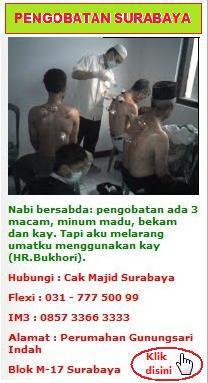 """Pengobatan """"BEKAM"""" Surabaya"""