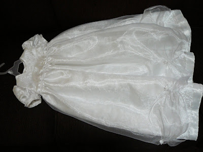 Jocelyn's blessing dress