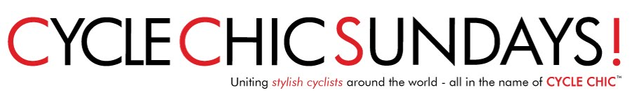 Cycle Chic Sundays!