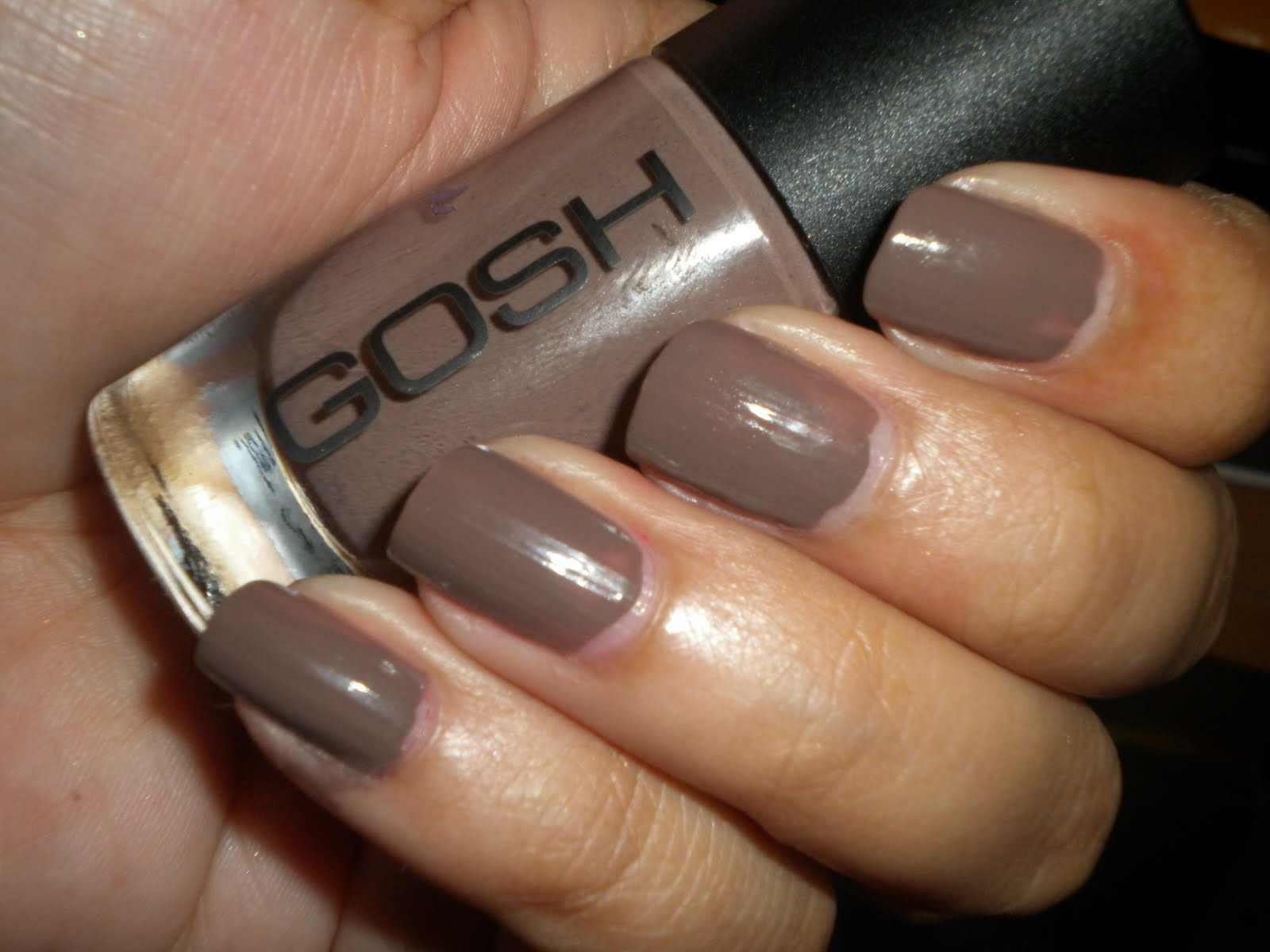 ChanouNumber5 - I am who I am!: Product Rave: - GOSH Nail Lacquer\'s