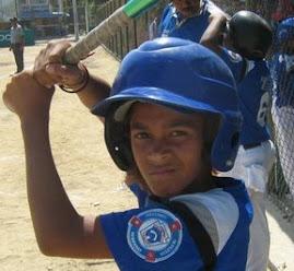 SUGEY SOLANO (unica niña en este Torneo)