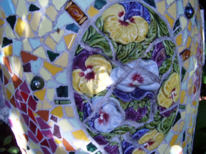 detalhe  vaso
