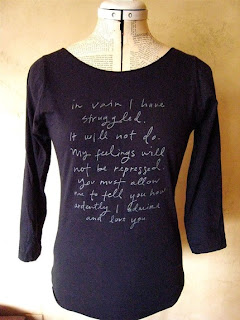 Darcy T-Shirt by Brookish on Etsy