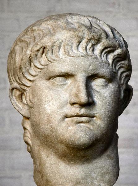 Sightseeing rom... Emperor Nero Statue