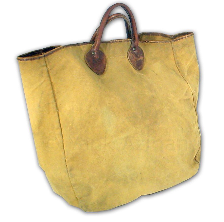 Yank Azman's Genuine Vintage: LL Bean Bag