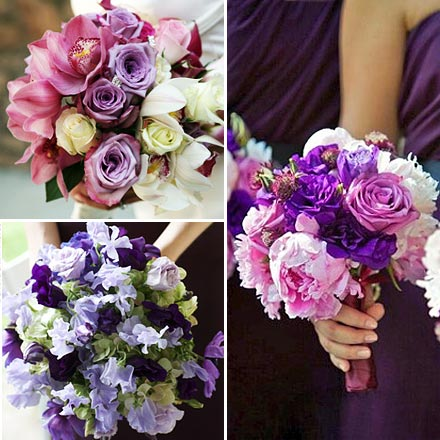 wedding prosource purple weeding theme