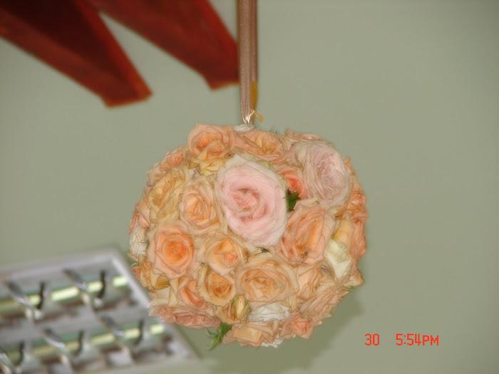 Glob de flori