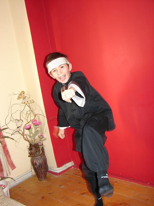 multe alte costume pt copii sau adulti,Ninja,