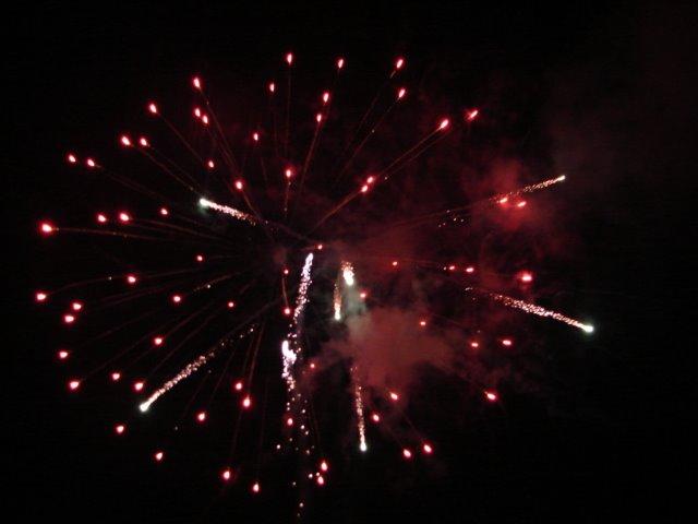 Suntem firma autorizata in executarea focurilor de artificii