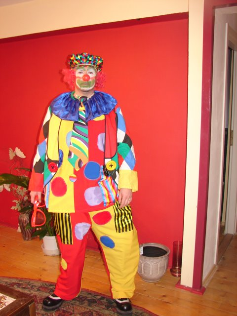 jako the clown
