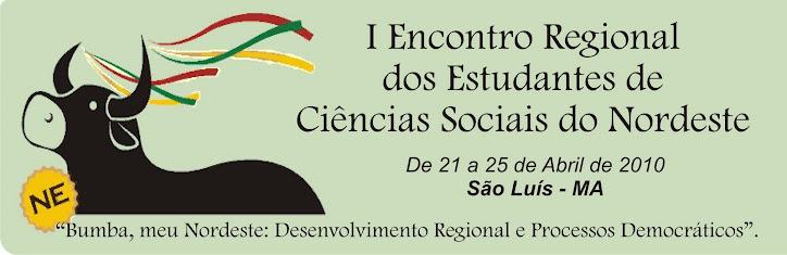 I ERECS Nordeste - Maranhão