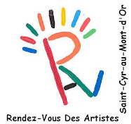logo RVArtistes Saint-Cyr-au-Mont-d'Or