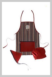 Manos a la masa kits infantiles delantales de cocina - Delantales y gorros de cocina para ninos ...