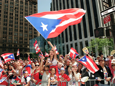 love puerto rican parade nyc