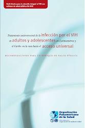 Tratamiento antiretroviral de la infección por el VIH en adultos y adolescentes en latinoamérica y
