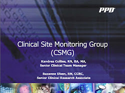 Clinical Site Monitoring Group
