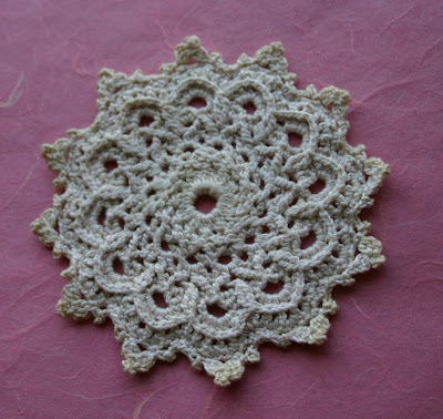 Crochet Stitches Sp : Thread Crochet Patterns