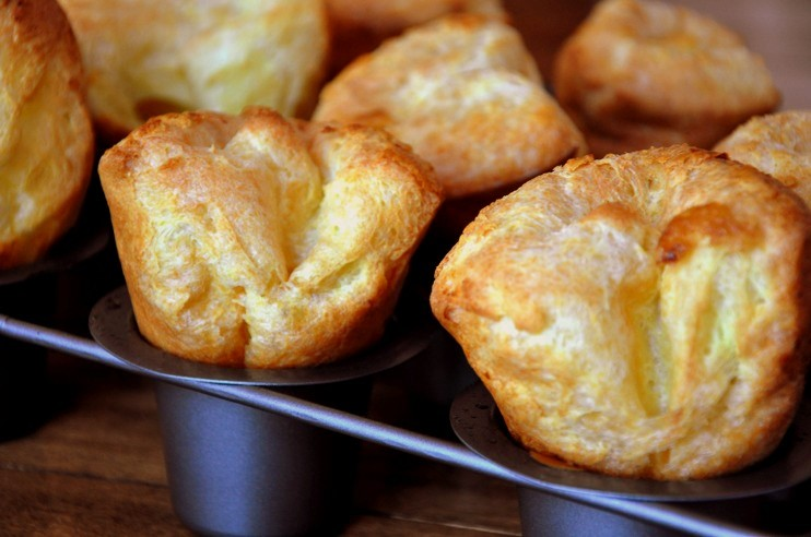 food and life: Popovers