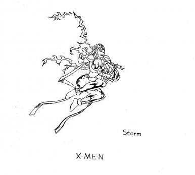 X-MEN: Storm (desenho)