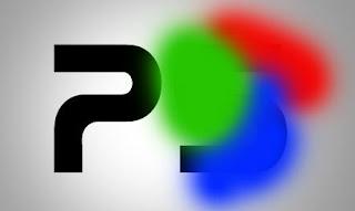 6 Photoshop Tutorials: Make Grunge Rainbow text effect