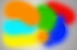 7 Photoshop Tutorials: Make Grunge Rainbow text effect
