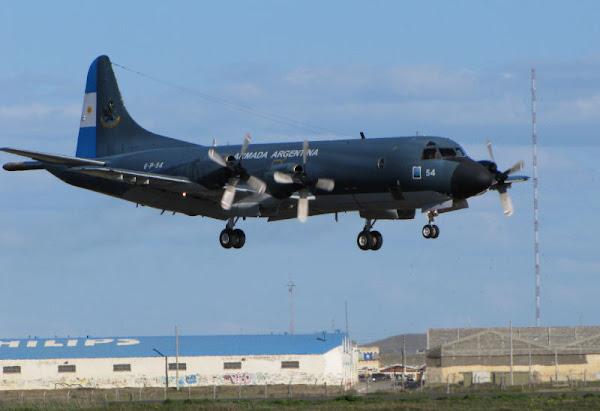 """Aviación Naval: Operativo """"UNCA"""""""