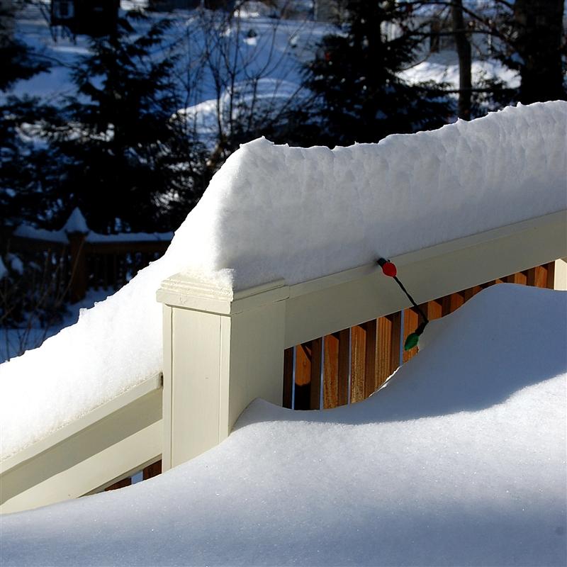 Capadia designs home again so much snow