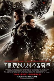 Terminator 4: La Salvación (Terminator: Salvation) Poster