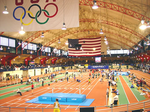 My days at the Armory are some of my fondest High School memories (I didn't