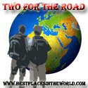 Best Places In The World Two For The Road Logo