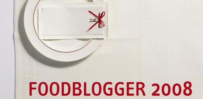 Foodblogger 2008