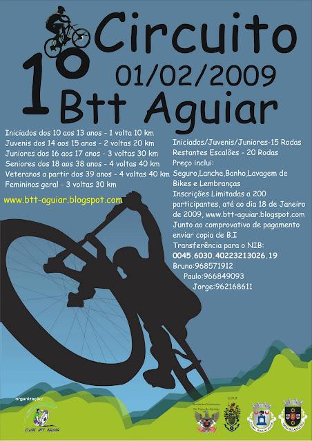I CIRCUITO BTT AGUIAR 2009