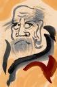 Hakuin (1689-1769), monje zen japones