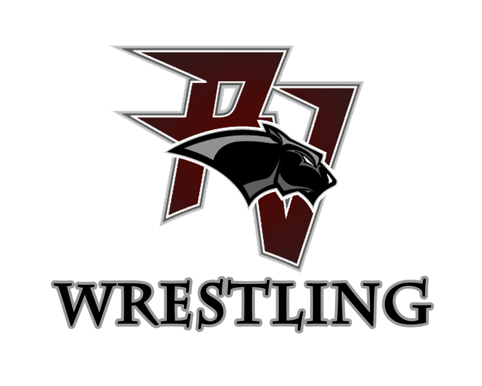 Pine View Wrestling Wrestling T Shirt Designs
