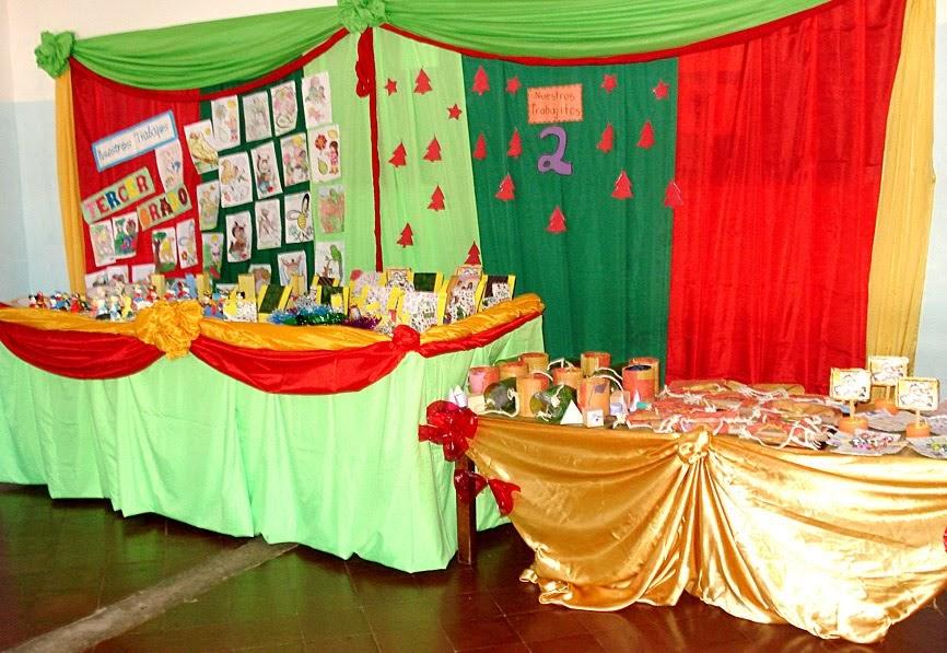 Eventos decoraci n para stand escolar for Paginas de ideas de decoracion