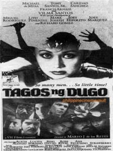 tagos ng dugo A young pina was traumatized when her family was murdered while she had her first menstruation she grown up into a serial killer transforming herself to different personalities as she.