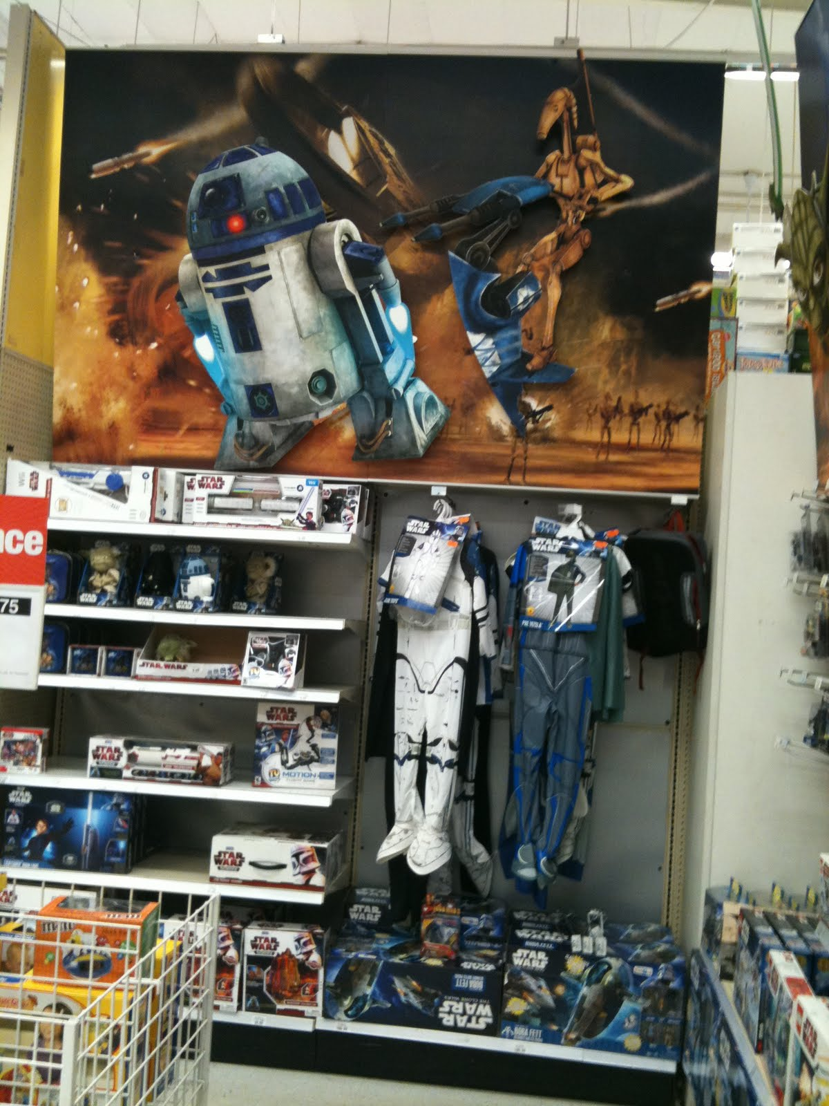 Toys Are Us Star Wars : Nostalgic g target and toys r us star wars merchandise