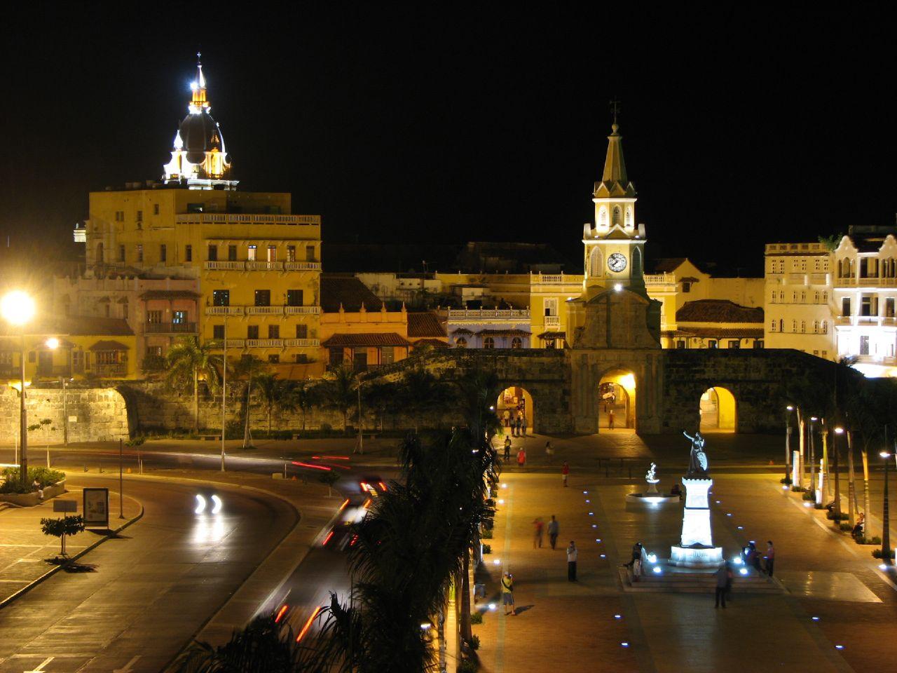 Sitios Turisticos De Cartagena De Indias D.T y C