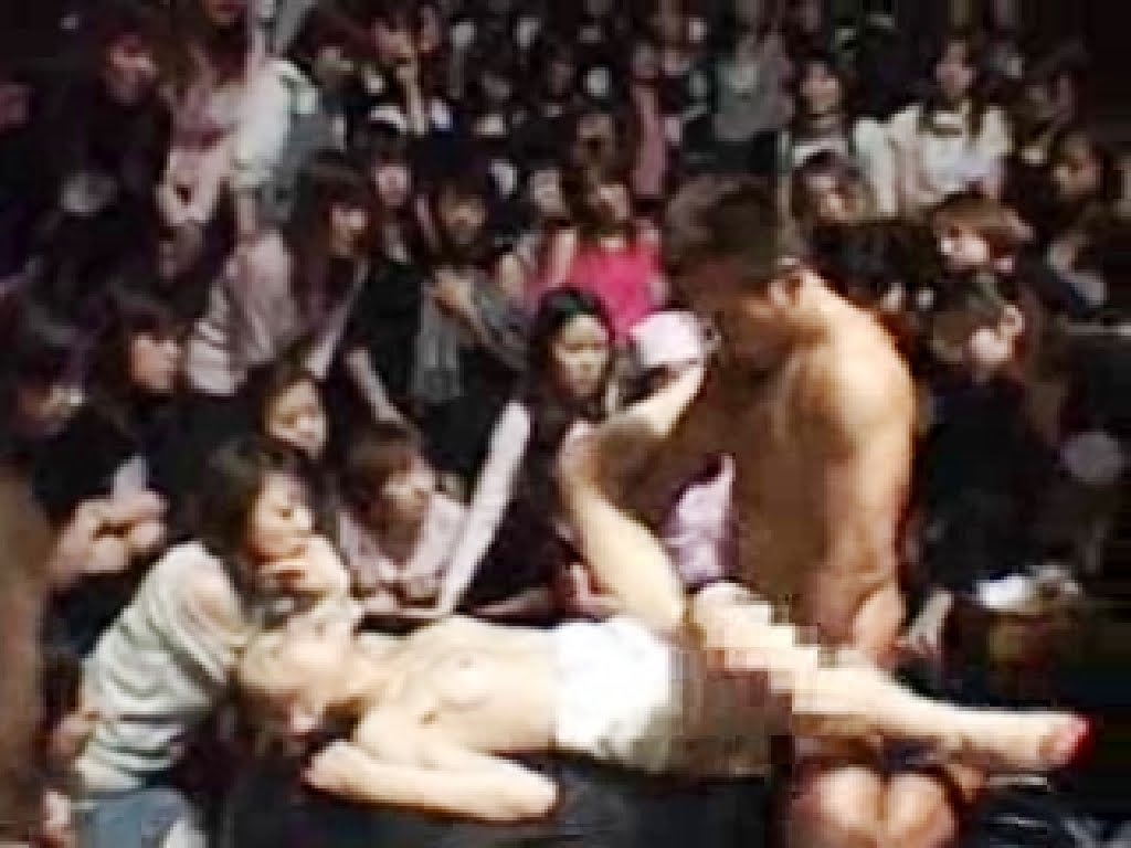 japanese sex competitions television