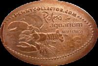 MONEDAS ELONGADAS.- (Spanish Elongated Coins) PM-003-2