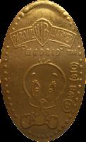 MONEDAS ELONGADAS.- (Spanish Elongated Coins) M-023-2