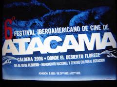 Festival Iberoamericano de Cine de Atacama.