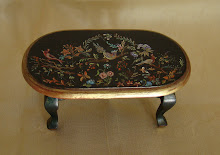 The Millefiori table