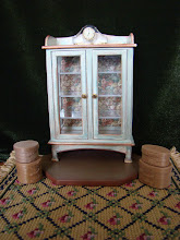 Display-case - Décapé