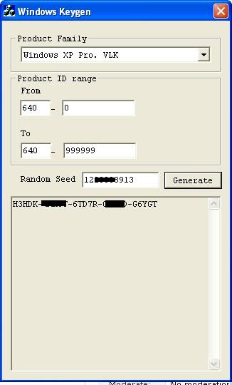 Crack keygen patch serial windows xp sp2