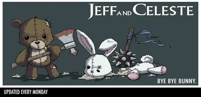 Jeff and Celeste!