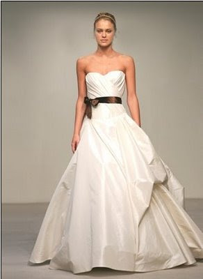 wedding dresses with color effigy