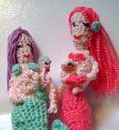 Sirenas con Bebes